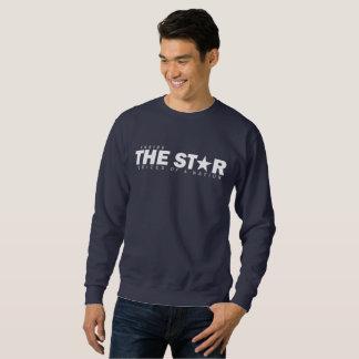 星の人の基本的なスエットシャツの中 スウェットシャツ