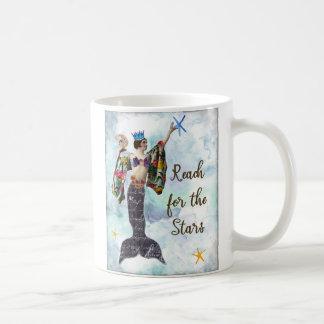 星の人魚のための感動的なマグの範囲 コーヒーマグカップ