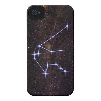 星の印のアクエリアス Case-Mate iPhone 4 ケース