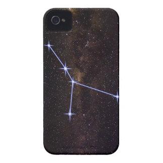 星の印の蟹座 Case-Mate iPhone 4 ケース