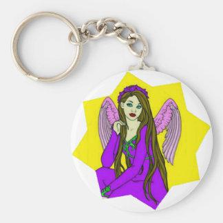星の天使 キーホルダー