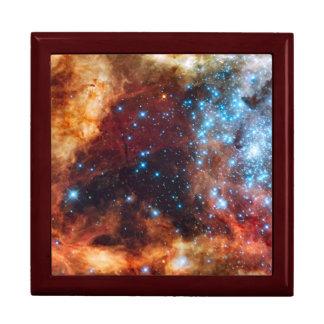 星の宇宙作成のブルースターの星雲の誕生 ギフトボックス
