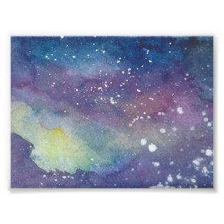 星の宇宙 フォトプリント