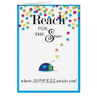 星の成功のための範囲 カード