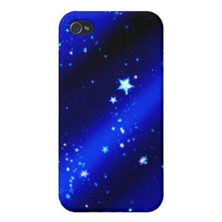星の抽象的 iPhone 4/4S COVER