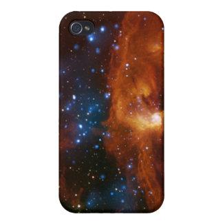星の星の誕生RCW 108 NASA iPhone 4/4Sケース