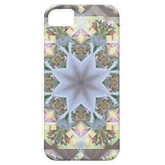 星の曼荼羅のやっとそこにiPhone SE + iPhone 5/5S iPhone SE/5/5s ケース