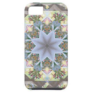 星の曼荼羅の堅いiPhone SE + iPhone 5/5Sの場合 iPhone SE/5/5s ケース