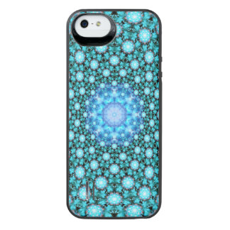 星の滝の曼荼羅 iPhone SE/5/5sバッテリーケース