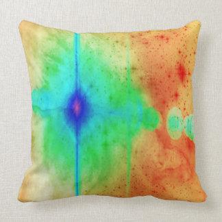 星の爆発の抽象芸術の装飾用クッション クッション