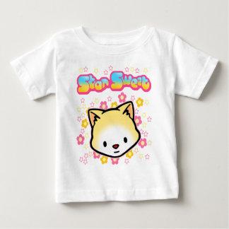 星の甘いベビーのTシャツ ベビーTシャツ