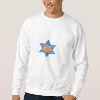 星の男の子のセーター スウェットシャツ