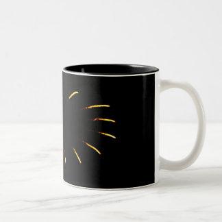 星の破烈 ツートーンマグカップ