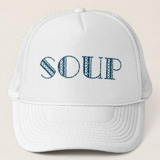 星の英国スープ キャップ