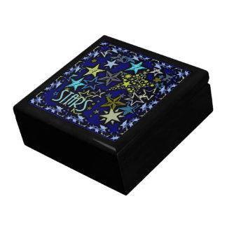 星の記念品箱 ギフトボックス