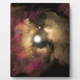 星の誕生 フォトプラーク