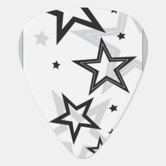 星の道のギターピック ギターピック
