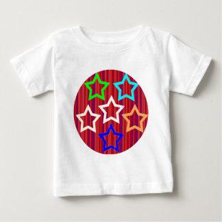 星の選択 ベビーTシャツ
