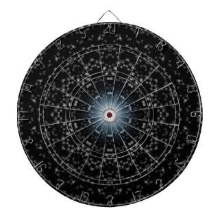 星の銀製の万華鏡のように千変万化するパターンの投げ矢板のための目標 ダーツボード