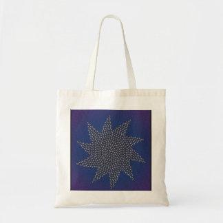 星の頂上-曼荼羅 トートバッグ