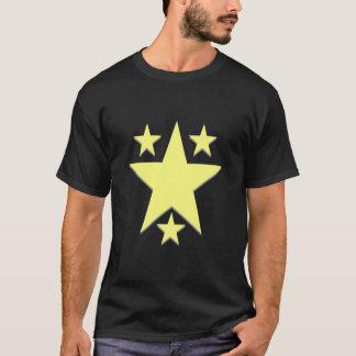 星のTシャツに願い Tシャツ