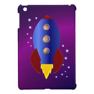 星へのロケットの船 iPad MINIカバー