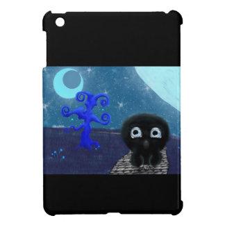 星を眺める月光 iPad MINIケース