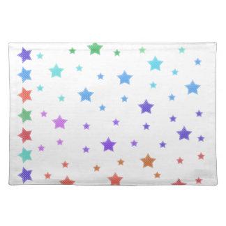 星を見ること ランチョンマット