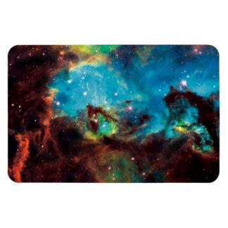 星団NGCの2074年のタランチュラの星雲の宇宙の写真 マグネット