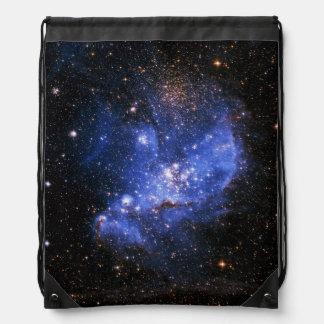 星団NGC346 (深い宇宙)の~~ ナップサック