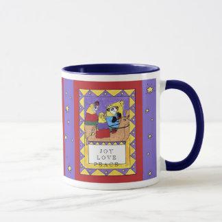 星学者のクリスマスのマグのギフト マグカップ