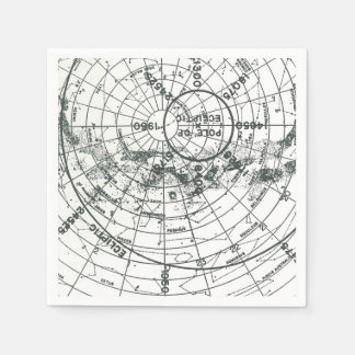 星座の地図 スタンダードカクテルナプキン
