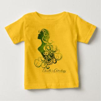 《星座》乙女座の占星術の子供かベビーの衣服 ベビーTシャツ