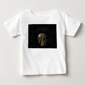 《星座》乙女座の金印 ベビーTシャツ