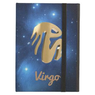 《星座》乙女座の金印 iPad AIRケース