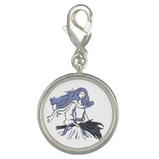 《星座》乙女座の(占星術の)十二宮図未婚のブルーグレーの魅力 チャーム