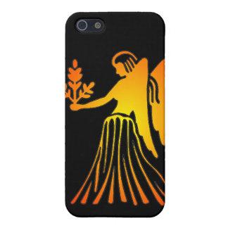 《星座》乙女座のSpeckの場合 iPhone 5 Cover