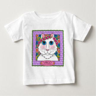 《星座》乙女座のZodicatの服装 ベビーTシャツ