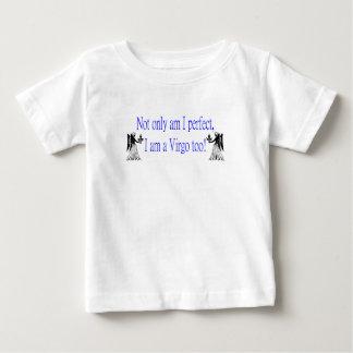 《星座》乙女座完成すれば ベビーTシャツ
