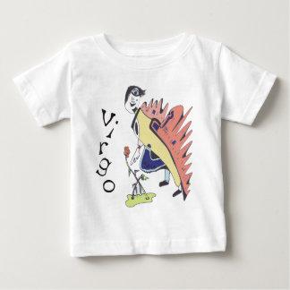 《星座》乙女座 ベビーTシャツ