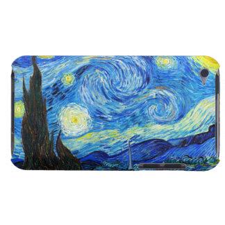 星明かりの夜フィンセント・ファン・ゴッホのクールな絵画 Case-Mate iPod TOUCH ケース
