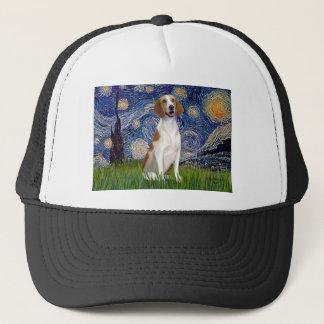 星明かりの夜-アメリカFoxhound キャップ