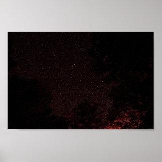 星明かりの夜、ウェストヴァージニア ポスター