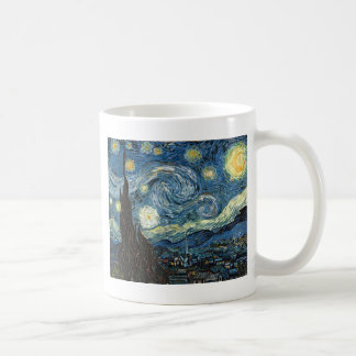 星明かりの夜 コーヒーマグカップ