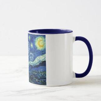 星明かりの夜 マグカップ