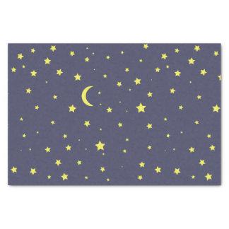 星明かりの夜 薄葉紙