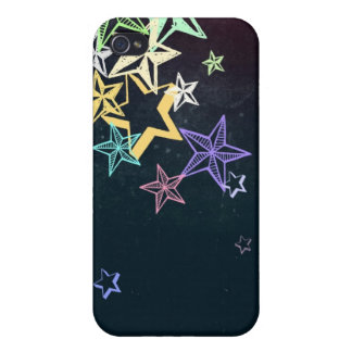星明かりの夜 iPhone 4/4Sケース