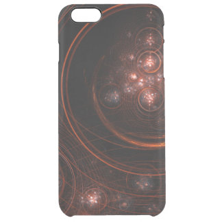 星明かりの抽象美術 クリア iPhone 6 PLUSケース