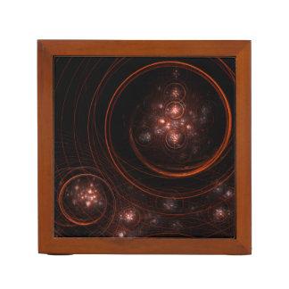 星明かりの抽象美術 ペンスタンド