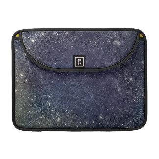 星明かりの星明かりの夜 MacBook PROスリーブ